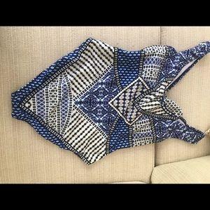 Kenneth Cole Swim - SALE!!! 🐳🦋🐟Beautiful blue Kenneth Cole swimsuit